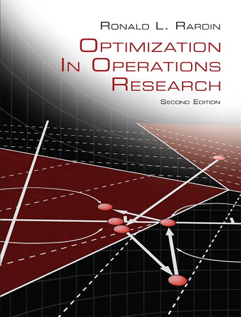 Rardin, Optimization in Operations Research, 2nd Edition
