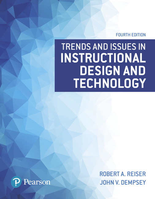 Reiser Dempsey Trends And Issues In Instructional Design And