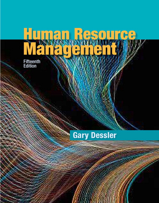 Dessler human resource management pearson human resource management subscription 15th edition fandeluxe Image collections