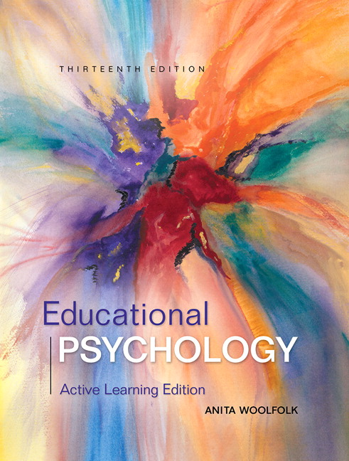 Woolfolk educational psychology active learning edition with mylab educational psychology active learning edition with mylab education with enhanced pearson etext fandeluxe Images