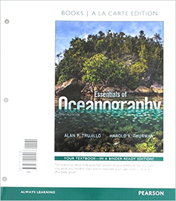 Trujillo thurman essentials of oceanography 12th edition pearson essentials of oceanography books a la carte edition 12th edition fandeluxe Images