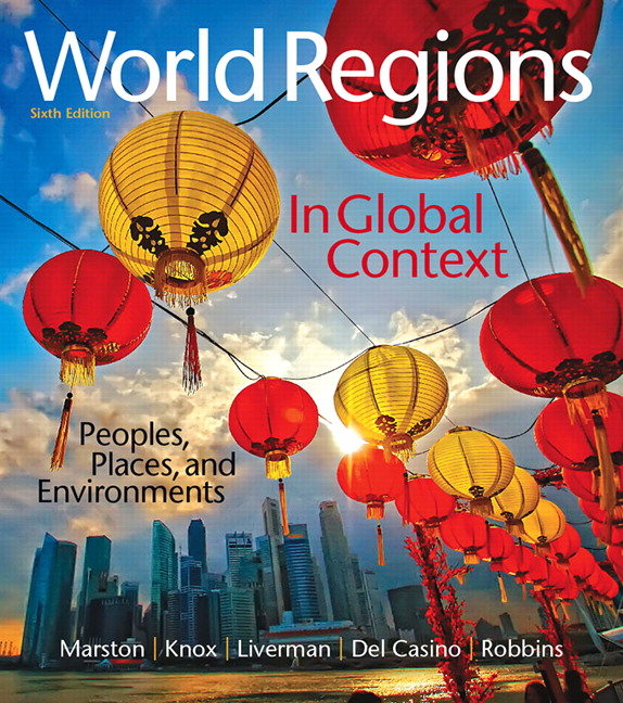 World Regions in Global Context: Peoples, Places, and Environments (Subscription)
