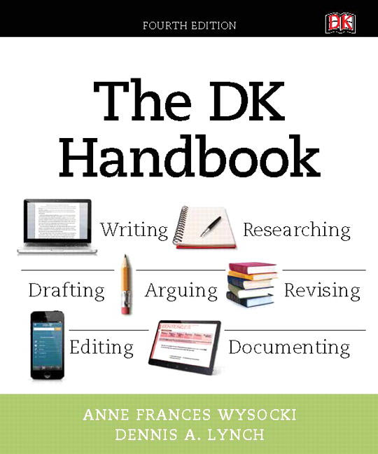 Wysocki lynch the dk handbook 4th edition pearson the dk handbook fandeluxe Image collections