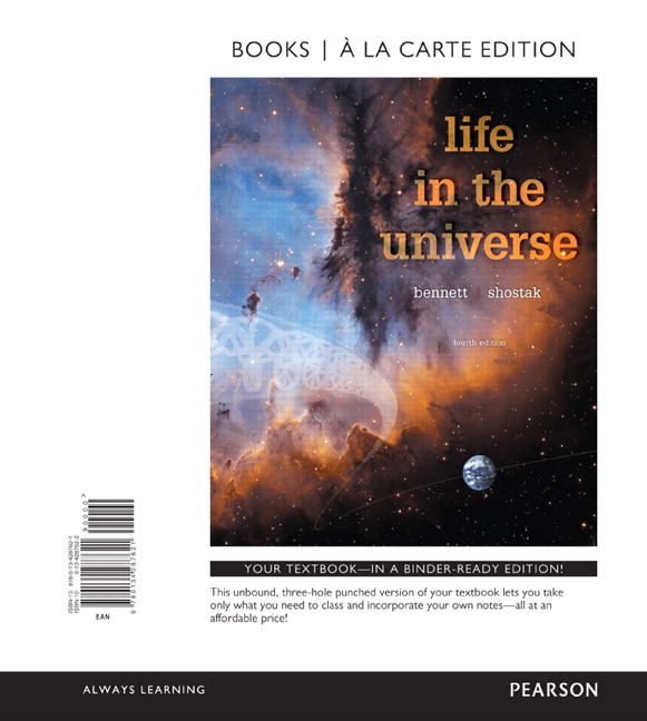 life in the universe bennett 4th edition pdf