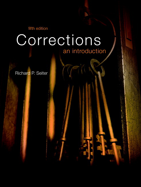 introduction to corrections Revel for corrections: an introduction -- access card, 5th edition seiter ©2017  available  corrections in america: an introduction allen, latessa & ponder.