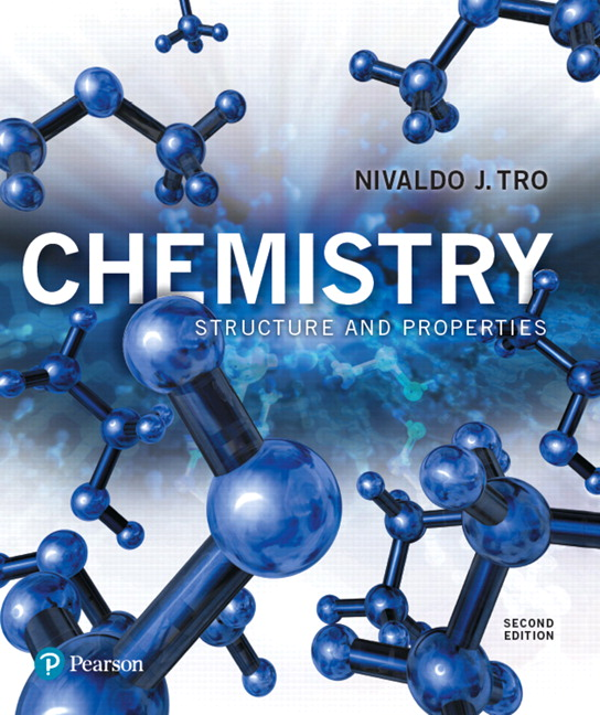 Tro Chemistry Structure And Properties 2nd Edition Pearson