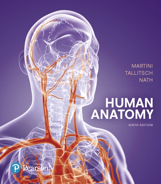 Martini, Tallitsch & Nath, Human Anatomy, 9th Edition | Pearson