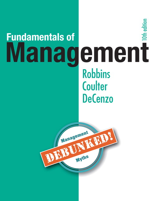 Fundamentals of Management, 10th Edition