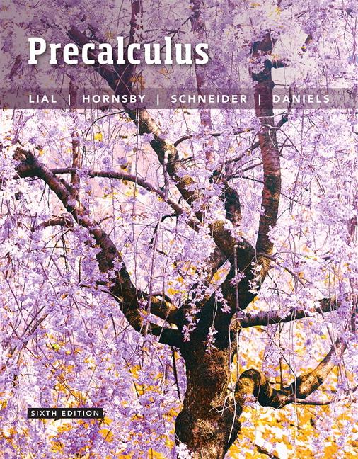 Precalculus, 6th Edition