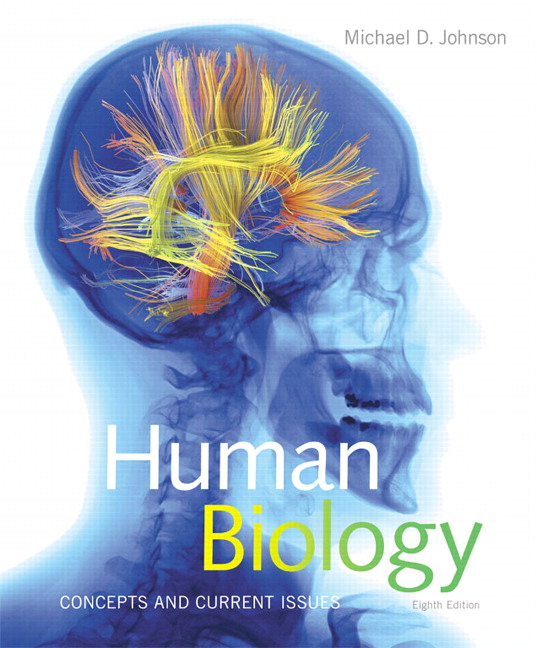 johnson  human biology  concepts and current issues  8th edition