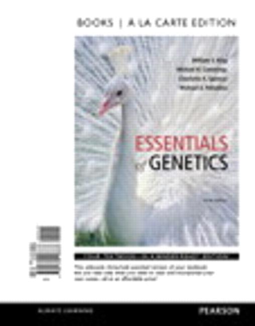 Klug Cummings Spencer Palladino Essentials Of Genetics 9th