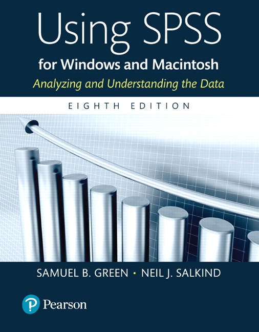 Green salkind using spss for windows and macintosh books a la book cover fandeluxe Images