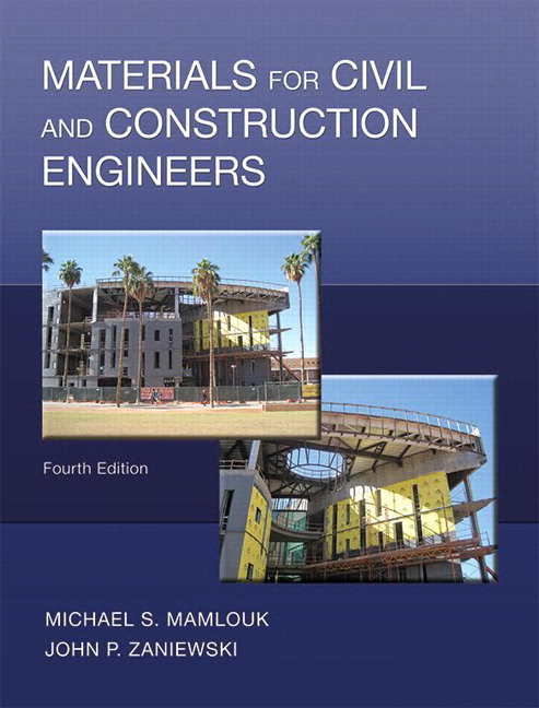 Materials for Civil and Construction Engineers, 4th Edition