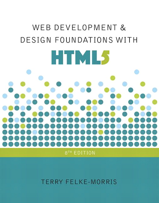 Web Development And Design Foundations With Html Th Edition Ebook
