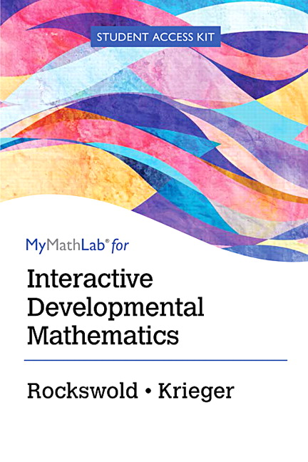 Interactive Developmental Mathematics -- Life of Edition Standalone Access Card