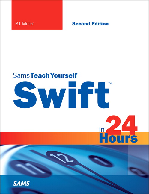 Miller  Swift In 24 Hours  Sams Teach Yourself  2nd