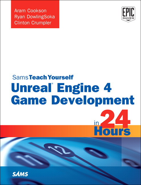 Cookson, DowlingSoka & Crumpler, Unreal Engine 4 Game Development in