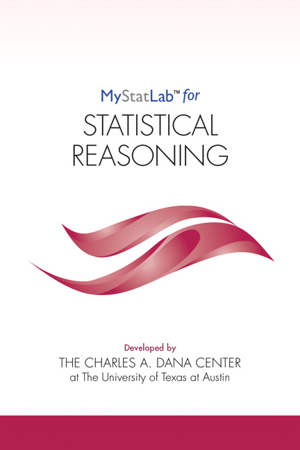 MyLab Statistics for Statistical Reasoning -- Student Access Kit