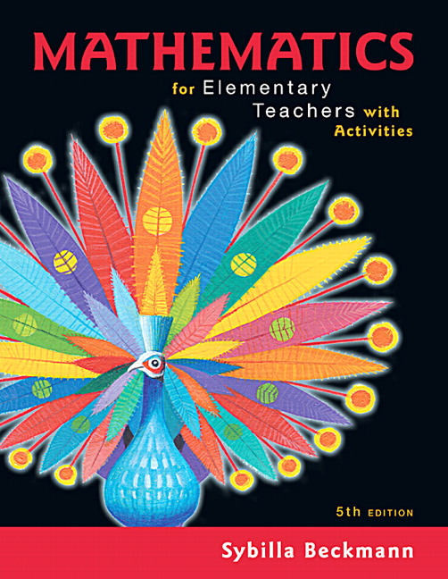 Beckmann Mathematics For Elementary Teachers With