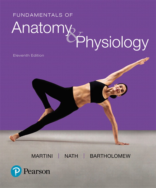 Martini Nath Bartholomew Fundamentals Of Anatomy Physiology