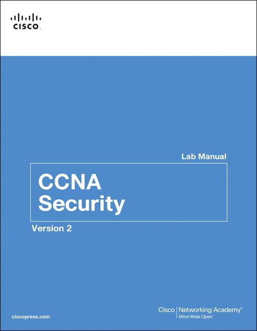 Instructor Answer Key for CCNA Security Lab Manual Version 2