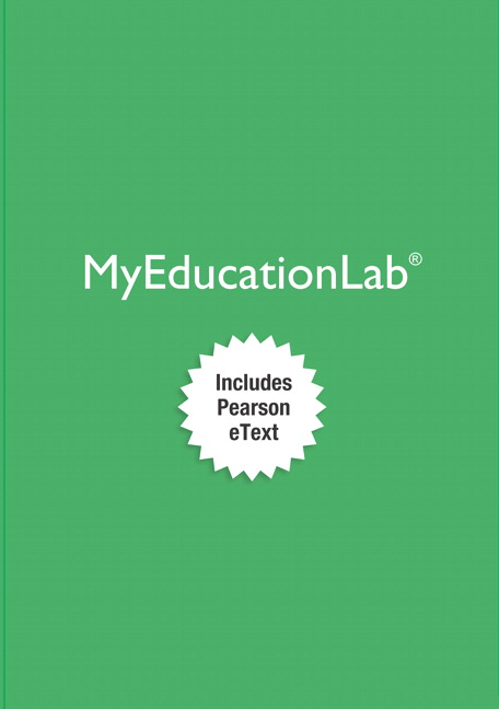 Woolfolk educational psychology active learning edition with mylab mylab education with pearson etext access card for educational psychology active learning edition 13th edition fandeluxe