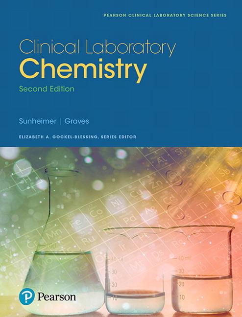 Sunheimer & Graves, Clinical Laboratory Chemistry, 2nd