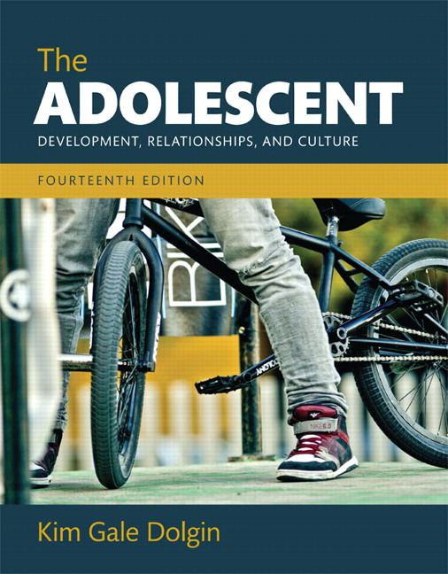 Arnett adolescence and emerging adulthood 5th edition pearson adolescent the development relationships and culture books a la carte edition 14th edition fandeluxe Choice Image