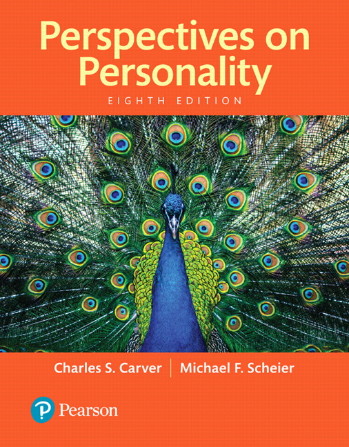 Carver & Scheier, Perspectives on Personality, Books a la