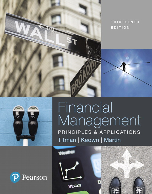Titman keown martin financial management principles and financial management principles and applications 13th edition fandeluxe Image collections