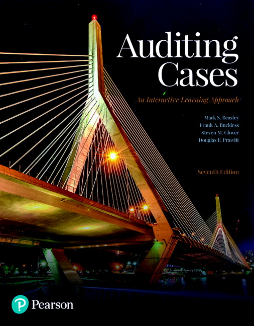 auditing cases Auditing essay financial systems and auditing 1640 words | 7 pages financial systems and auditing: contributing to the planning and conduct of an  auditing cases.