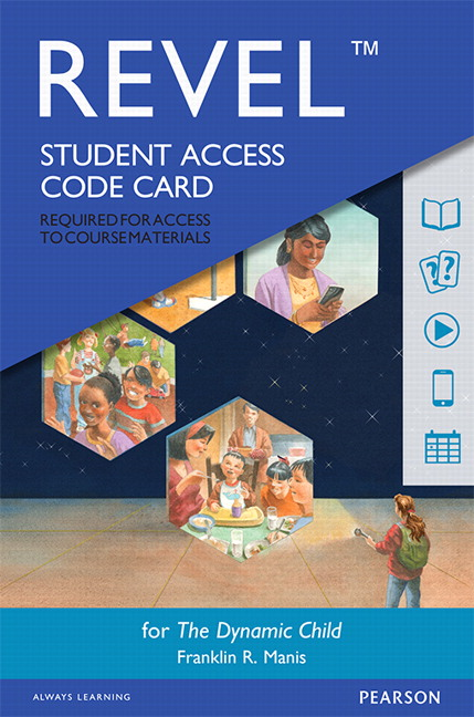 Manis revel for dynamic child access code card pearson revel for dynamic child fandeluxe Choice Image
