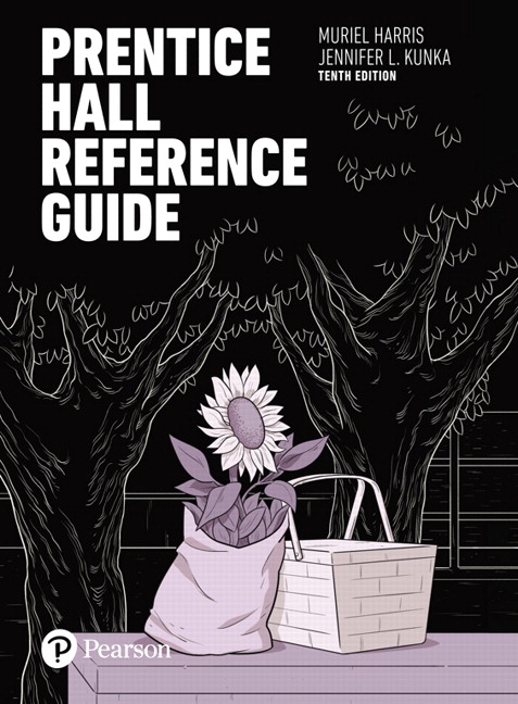 Harris Kunka Prentice Hall Reference Guide 10th Edition