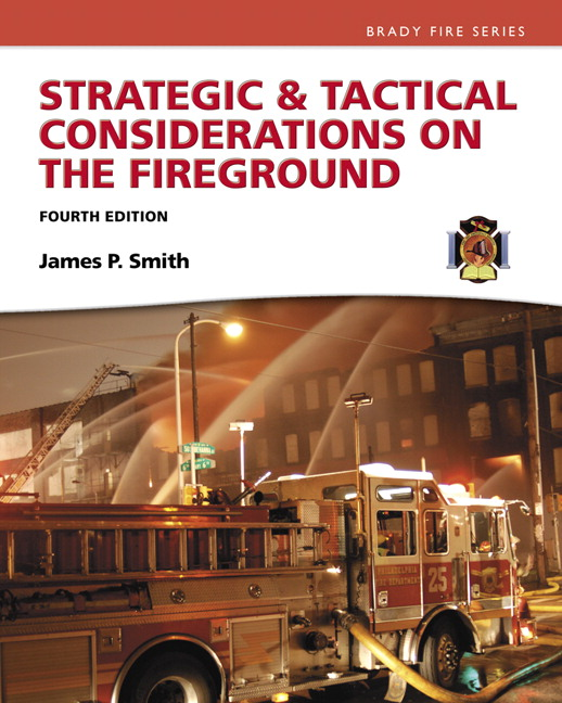 Smith strategic tactical considerations on the fireground 4th strategic tactical considerations on fandeluxe Choice Image