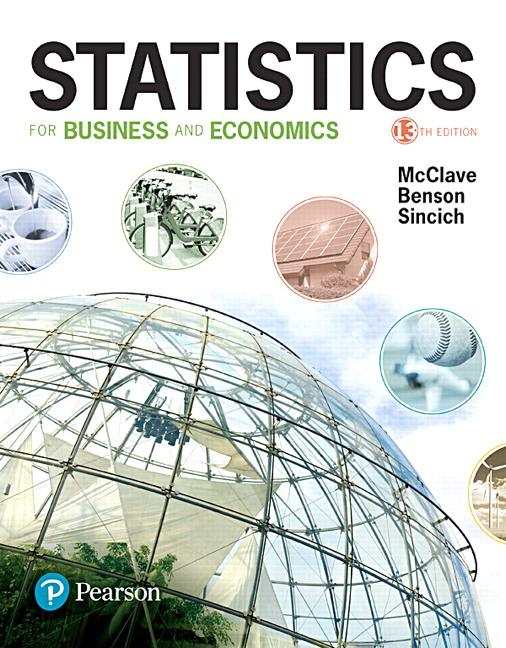 Statistics for Business and Economics (Subscription)