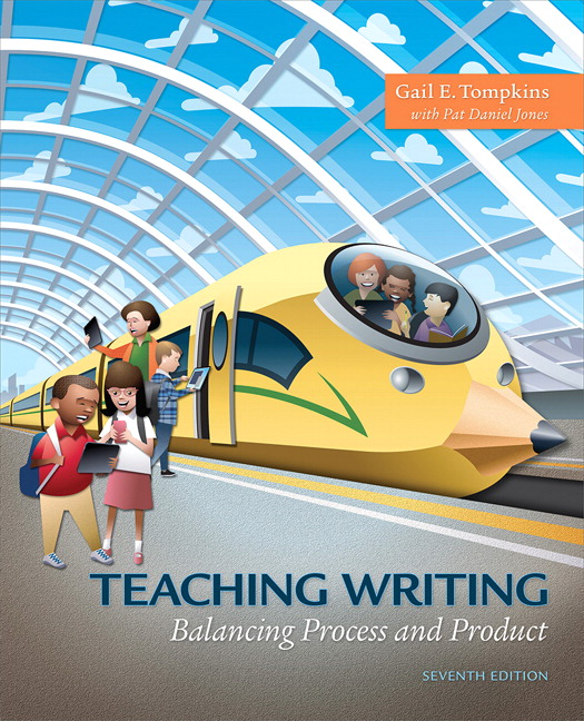 product and process writing This text outlines the six traits of writing the text focuses on differentiating instruction for students there is also insight in the text on how to implement technology and when you have english language learners in your classroom.