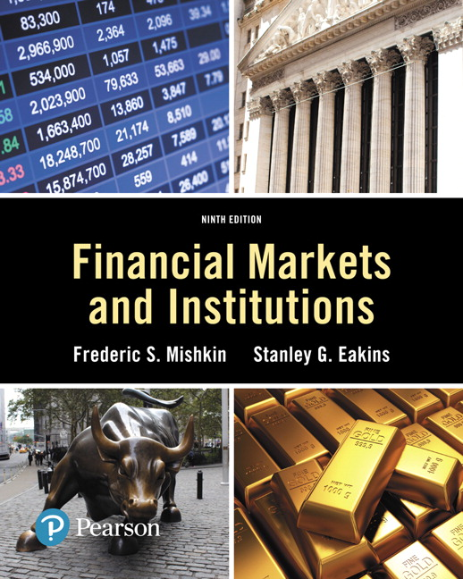 Mishkin eakins financial markets and institutions 9th edition financial markets and institutions subscription 9th edition fandeluxe Image collections