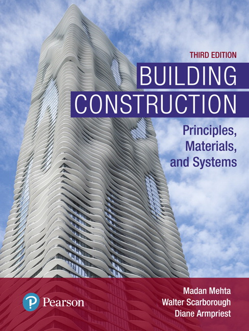 Building Construction: Principles, Materials, and Systems, 3rd Edition