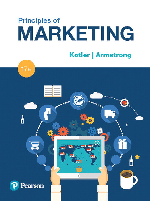 Kotler & Armstrong, Principles of Marketing | Pearson