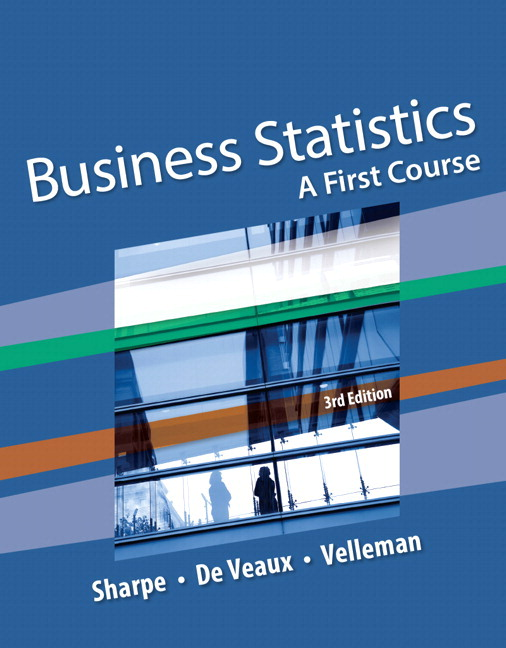 Pearson education mylab statistics standalone access card business statistics a first course plus new mylab statistics with pearson etext access card package 3rd edition fandeluxe Gallery