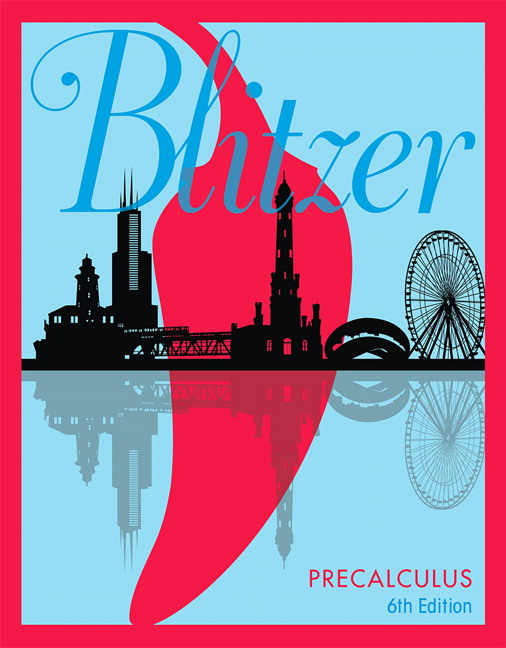 Blitzer precalculus 6th edition pearson precalculus 6th edition blitzer fandeluxe Choice Image