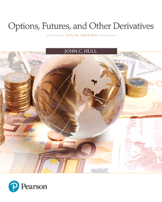 Options, Futures, and Other Derivatives, 10th Edition