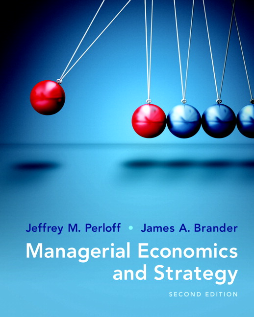 Managerial Economics and Strategy Pdf