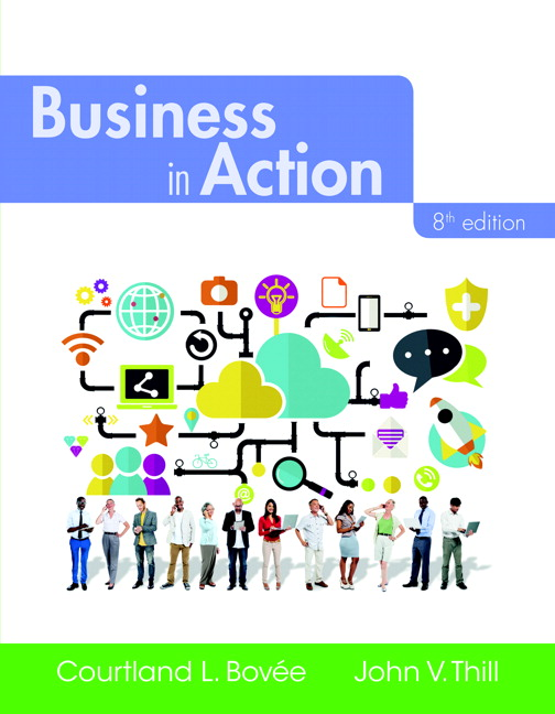 Business in Action Plus MyLab Intro to Business with Pearson eText -- Access Card Package