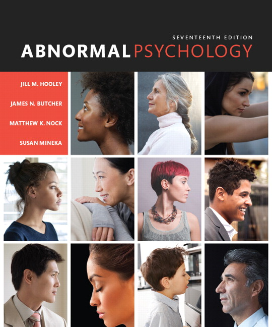 Hooley butcher nock mineka abnormal psychology pearson abnormal psychology subscription 17th edition fandeluxe Choice Image