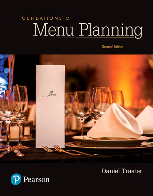 Foundations of Menu Planning, 2nd Edition