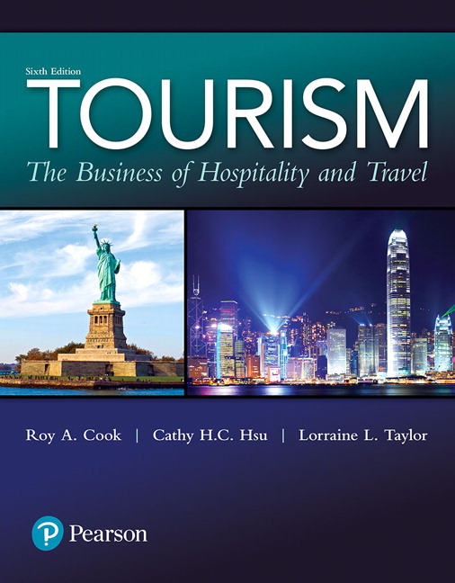 Cook Hsu Amp Taylor Tourism The Business Of Hospitality