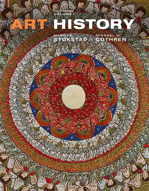 Book Cover Art Zip Code : Stokstad cothren art history vol th edition pearson
