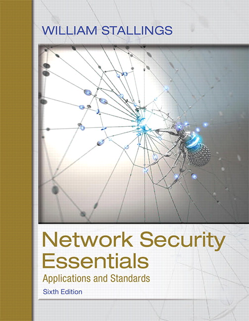 Stallings, Network Security Essentials: Applications and Standards ...