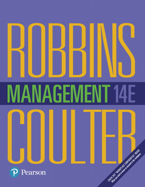 Robbins Coulter Management